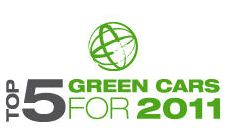 Green Cars 2011