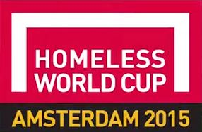 Homeless World Cup Amsterdam 2015