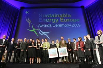 Sustainable Energy Europe Awards Ceremony