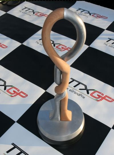 TTXGP Trophy The Faraday