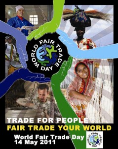 World Fair Trade Day 2011