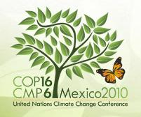 COP16 Cancun Mexico 2010
