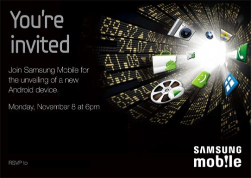 samsung-invite-nov8