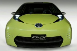 Toyota FT-CH