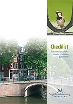 checkliststadsvogels