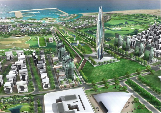 Energy City Lybia