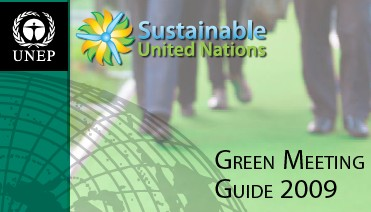 Green Meeting Guide 2009