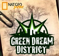 National Geographic Green Dream District