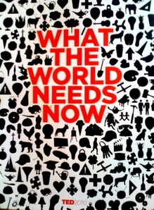 TED-What the World needs Now