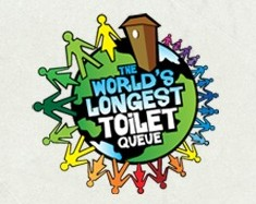 The World's Longest Toilet Queue