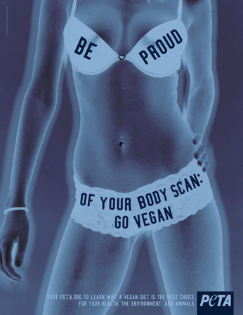 Be Proud of your body scan