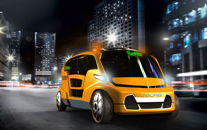 NYC Taxi of Tomorrow2