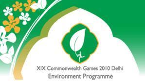 XIX Commonwealth Games 2010 Delhi-Environmental Programme