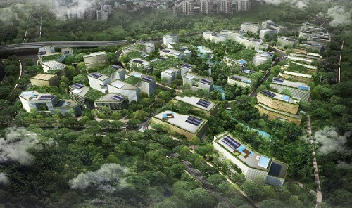 CleanTech Park Singapore
