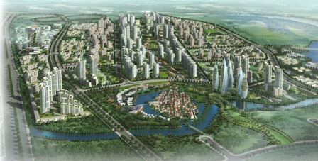 Tiajin Eco-City
