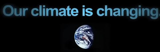 Our Climate is Changing
