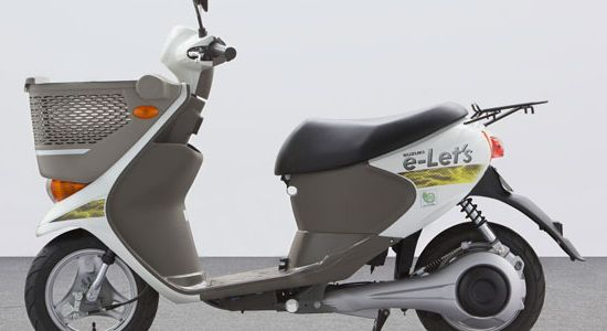 suzuki-and-sanyo-electric-scooter