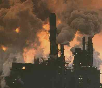 air pollution-from-factory