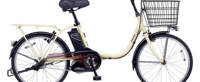 Panasonic Electric Bike
