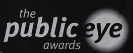 The Public Eyes Award