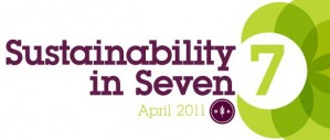Sustainability in Seven