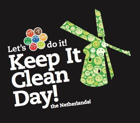 keep it clean day the netherlands