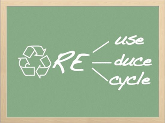 Re -Use - Duce - Cycle