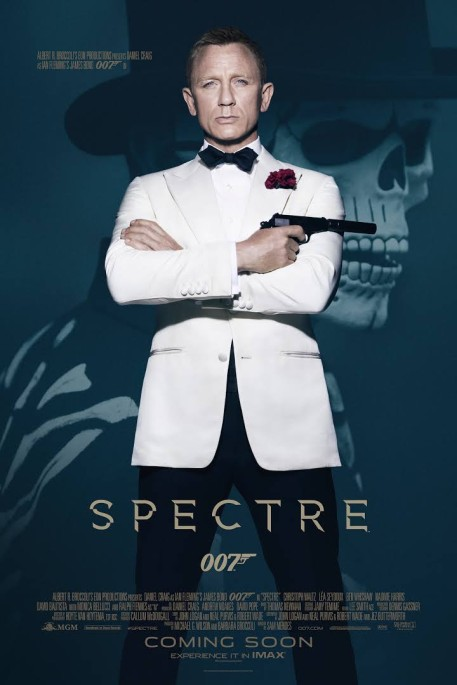 spectre 007 James Bond