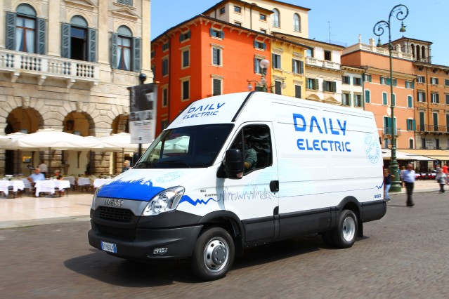 Daily Electric Iveco 2015