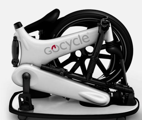 Gocycle G2 Portable Docking Station