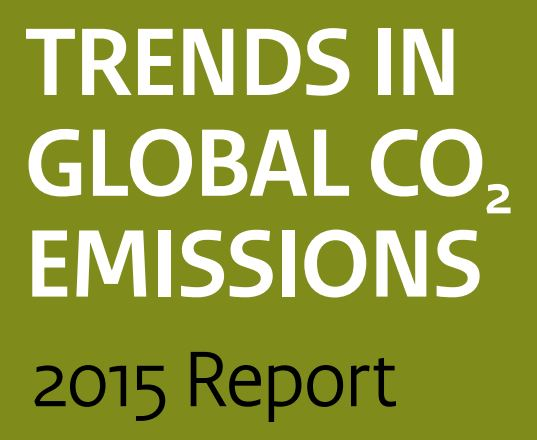 Trends in Global CO2 Emissions - 2015 Report