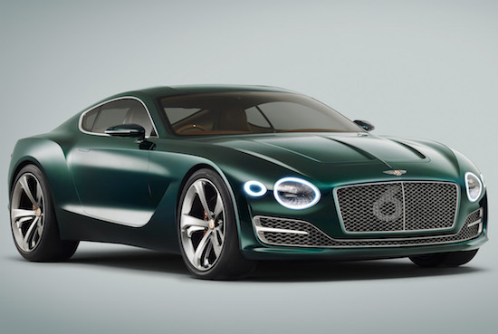 elektrische Bentley EXP-10 Speed 6