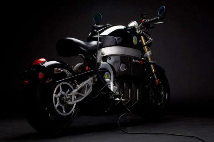 The SORA: Advanced Luxury Electric Superbike Best Electric Motorcycle by LITO Green Motion